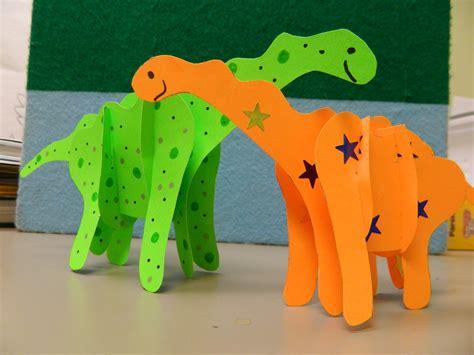Ram Sam Storytime: Dinosaur Craft Storytime
