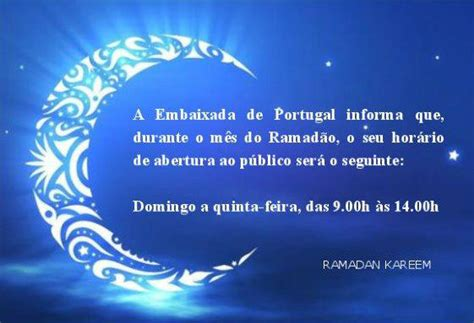 Ramadan 2018 - News - The Embassy - Embassy of Portugal in ...
