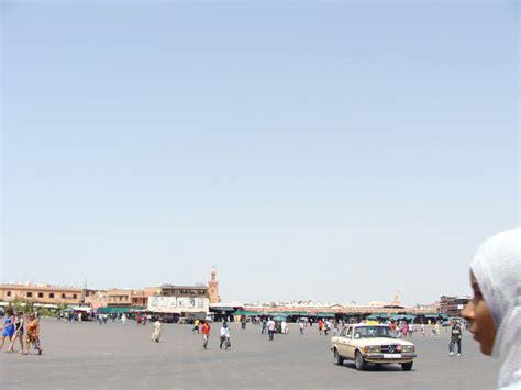 Ramadán en la plaza Jamaa el Fna en Marrakech/Ramadan in ...