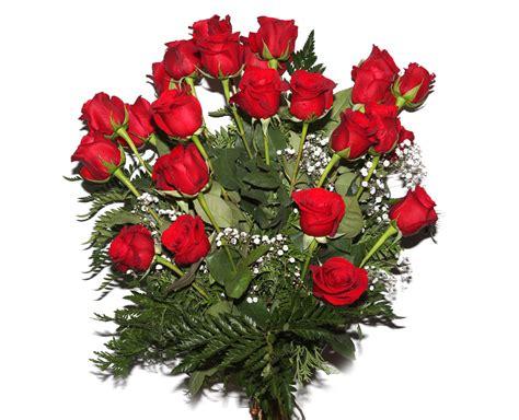 Ramo de 24 rosas rojas, Ramos, Flores naturales, Tienda ...
