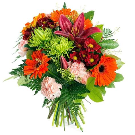 Ramo de Flores Variadas, flores de temporada baratas. 15 ...