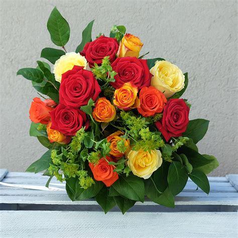 Ramo de Rosas Variadas | Bourguignon. Floristería Madrid