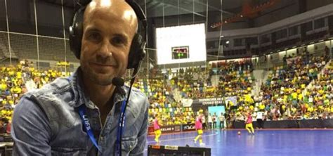 Ramón Fuentes narra la Liga de fútbol sala en inglés tras ...