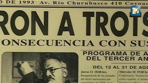 Ramón Mercader y la muerte de Trotsky   YouTube