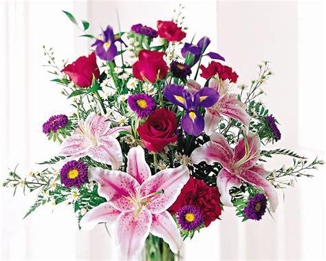 Ramos de flores para pintar