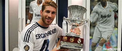 Ramos, Spanish Super Cup legend | Real Madrid CF