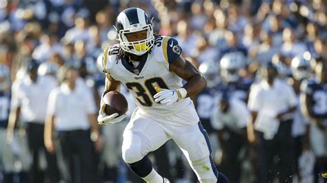 Rams running back Todd Gurley says the NFL preseason ...
