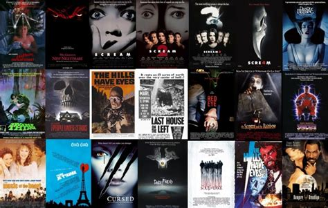 Ranking All 26 Of Wes Craven s Films!   Bloody Disgusting