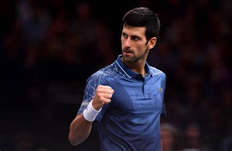 Ranking ATP en vivo   Novak Djokovic recupera el número 1