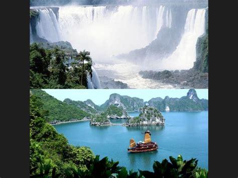 Ranking de 7 maravillas naturales del mundo   Listas en ...