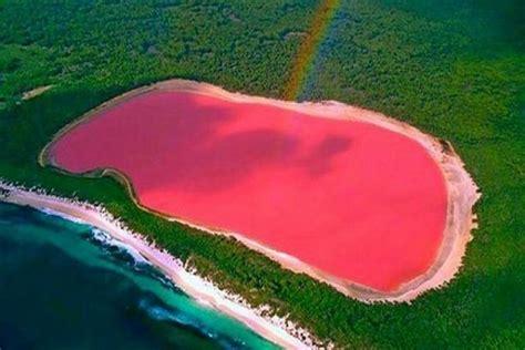 Ranking de Curiosos lugares del mundo de color rosa ...