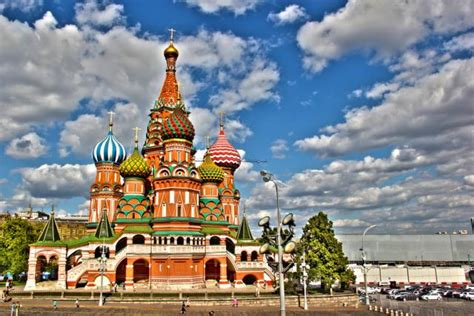 Ranking de El Kremlin y la Plaza Roja de Moscú - Listas en ...