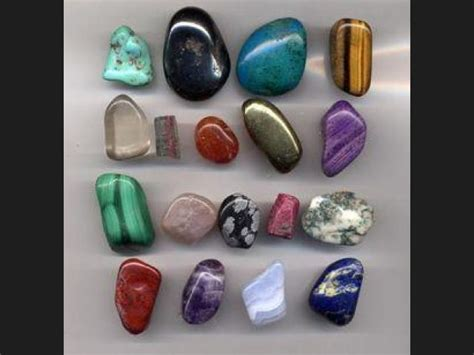 Ranking de Gemas, Piedras preciosas o semi preciosas ...
