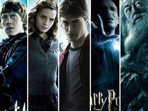 Ranking de Personaje más poderoso de la saga Harry Potter ...