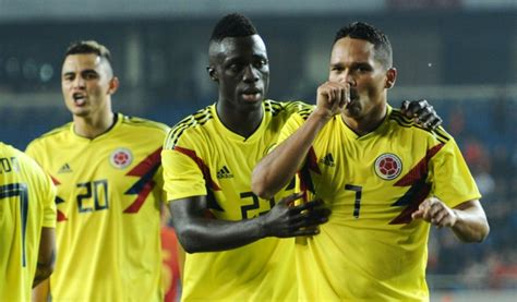 ranking fifa 2018 seleccion colombia: Colombia mantiene el ...