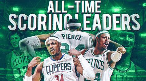 Ránking histórico de anotadores NBA: Paul Pierce pasa a ...