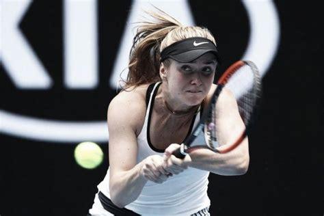 Ranking WTA Live: Elina Svitolina in top ten | LiveTennis.it