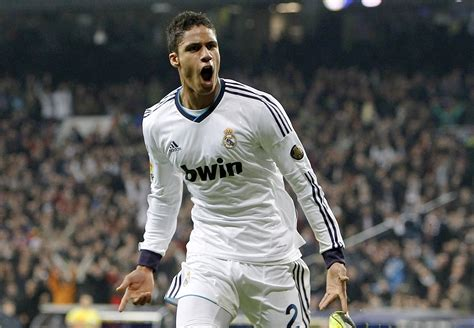 Raphael Varane determined to leave his mark with Real ...