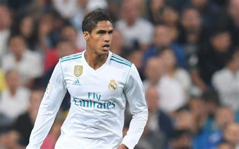 Raphael Varane extends Madrid deal to 2022 — Sport — The ...