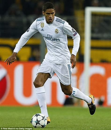 Raphael Varane pens new 5-year deal with Real Madrid ...