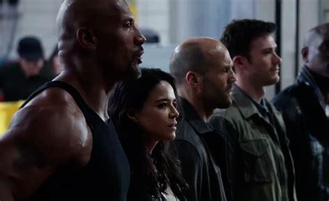 Rápidos y Furiosos 8 (The Fate Of The Furious) 2017 - Cine
