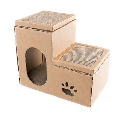 Rascador para gatos 2 en 1 TK Pet Cat Home   Tiendanimal