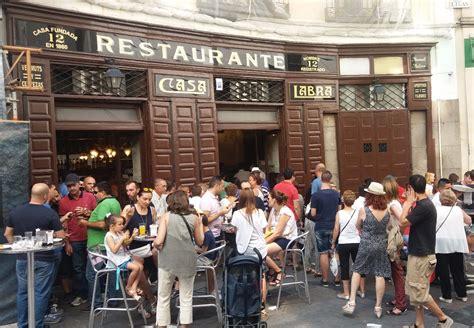 Rastro y tapas: el plan perfecto para un domingo en Madrid ...