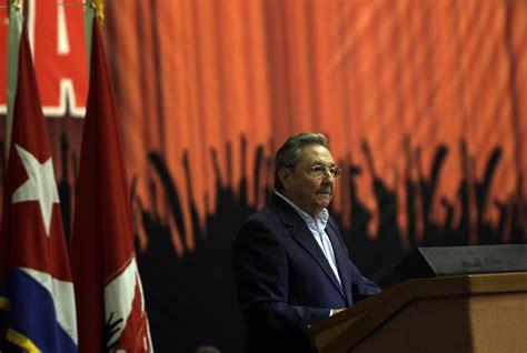 Raúl preside Conferencia Nacional del Partido  + Fotos y ...