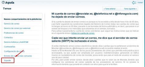 Re: No funciona mi correo telefonica.net   Comunidad Movistar
