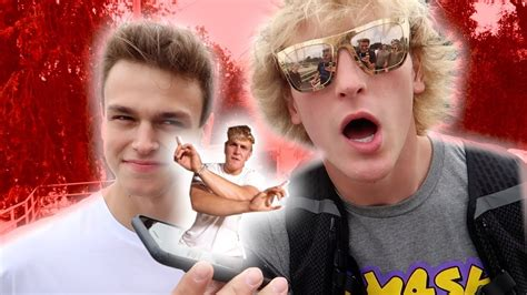 REACTING TO JAKE PAUL S NEW SONG!   YouTube