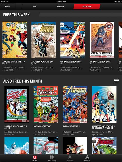 Read unlimited comics on your iPhone or iPad - CNET