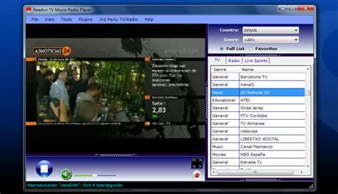 Readon TV Movie Radio Player - Descargar