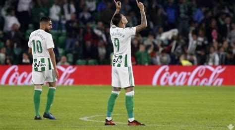 Real Betis come back from two goals down to draw with ...