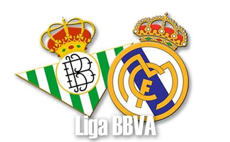 Real Betis - Real Madrid en Liga BBVA