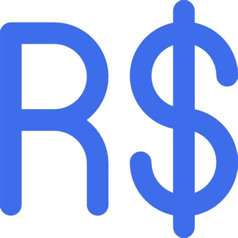 Real brasileño - Iconos gratis de negocios