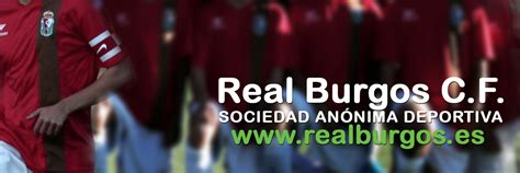 Real Burgos CF (@RealBurgosCFSAD) | Twitter