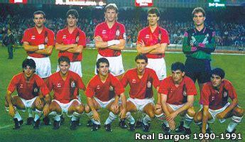 REAL BURGOS CLUB DE FÚTBOL   Burgospedia, la enciclopedia ...