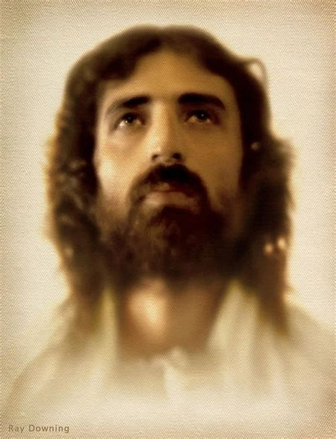 real face of jesus ray downing   Google Search | Art of ...