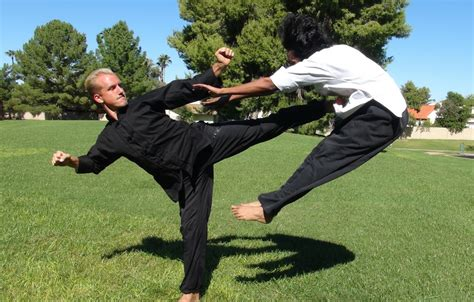 Real Kung Fu Fighting, part 1 - YouTube