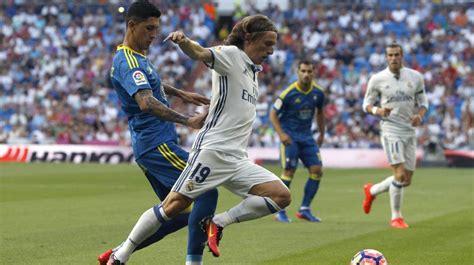 Real Madrid 2 - 1 Celta: resumen, resultado y goles del ...