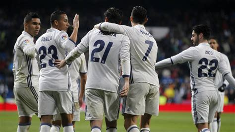 Real Madrid 3 0 Real Sociedad: Goals, match report, how it ...