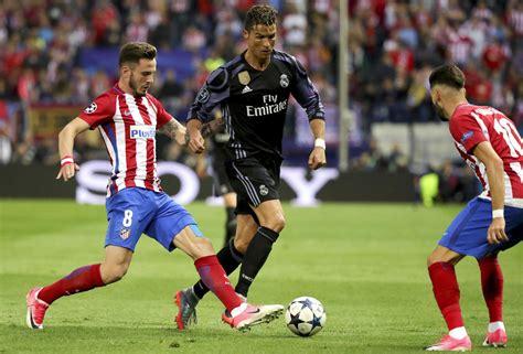 Real Madrid a la final de la Champions League