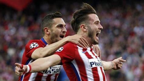 Real Madrid-Atlético: Koke y Saúl, los más «currantes» de ...
