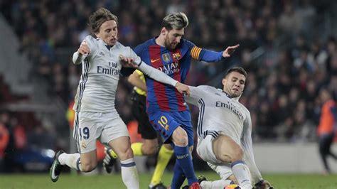Real Madrid   Barcelona, sigue la última hora del clásico
