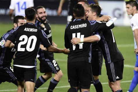 Real Madrid, campeón de la Liga española 2016 2017, en ...