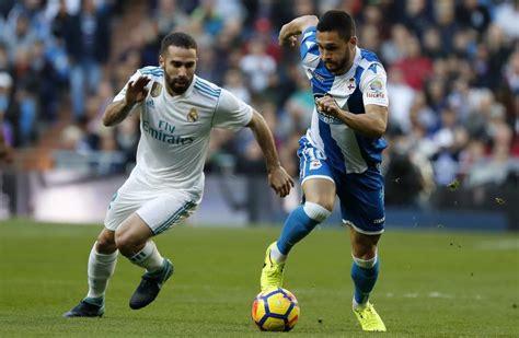 Real Madrid - Deportivo: Resultado y resumen, hoy en ...