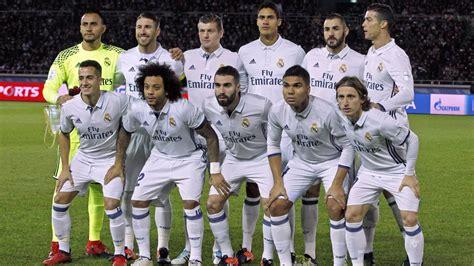Real Madrid | El Madrid llegará de punta en blanco a la ...