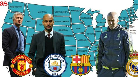 Real Madrid: Madrid will play United, City and Barça as ...