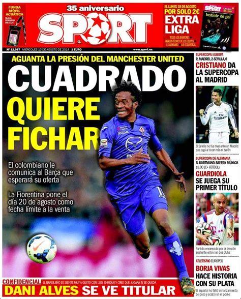Real Madrid Supercampeón de Europa: Las portadas - Liga ...