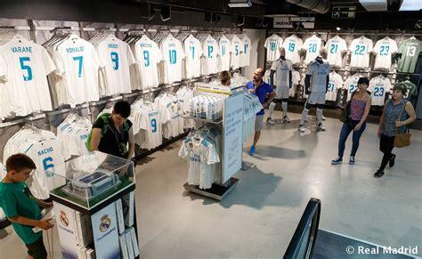 Real Madrid, Tienda | Defensa Central